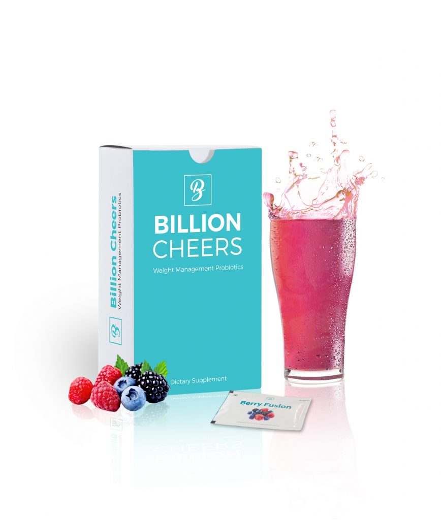 Probiotic Sachet by Billion Cheers