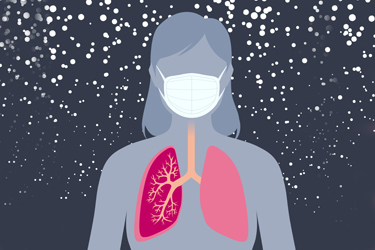 Particulate Matter (PM) is the total liquid and solid particles suspended in air which are hazardous for health.
