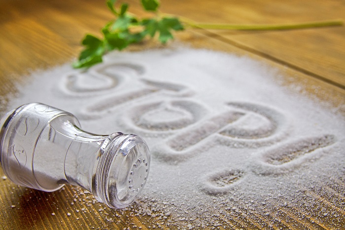 Excessive salt intake leads to several disease