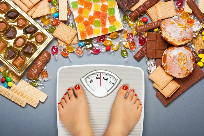 Consuming too much sugar makes you fatty