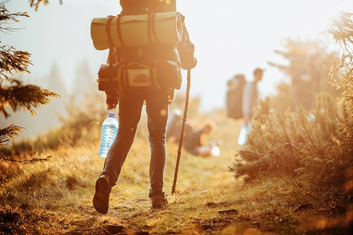 hiking outdoor activity that keep you fit and healthy