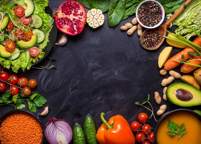 veg diet as pegan diet