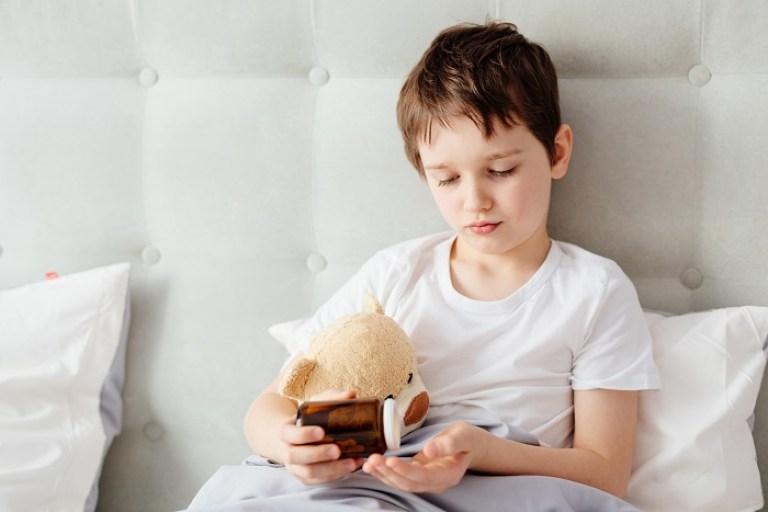 Can Probiotics Control the Requirement for Antibiotics in Children?